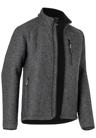 KÜBLER Jacke Strickfleece Jacke kaufen