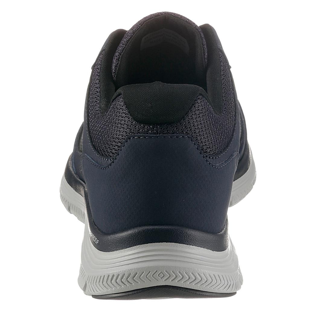 Skechers Sneaker »FLEX ADVANTAGE 4.0«, mit Waterproof-Ausstattung