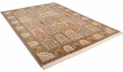 Orientteppich, »Baktyari K«, THEKO, rechteckig, Höhe 12 mm, manuell geknüpft kaufen