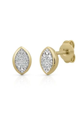 Orolino Paar Ohrstecker »585/- Gelbgold Brillanten« kaufen