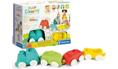 Clementoni® Spielbausteine »Clemmy - Sensorischer Zug«, Made in Europe kaufen
