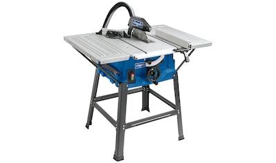 Scheppach Tischkreissäge »HS 100S«, 230 V, 250 mm kaufen