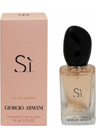 Giorgio Armani Eau de Parfum »Sì« kaufen