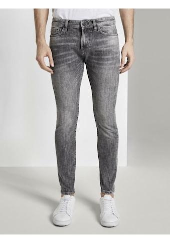 TOM TAILOR Slim-fit-Jeans »Troy Slim Jeans« kaufen
