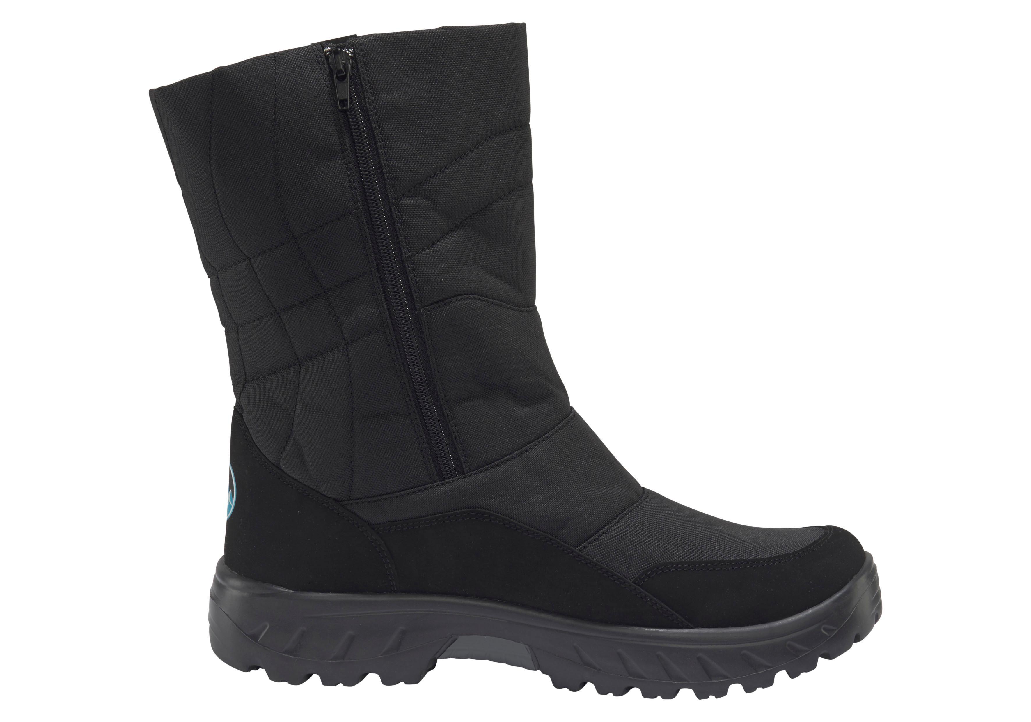 Polarino WinterStiefel WinterStiefel WinterStiefel IceTech Damenmode Reißverschlussstiefel  Schuhe 80658e