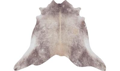Fellteppich, »Clarence«, MINT RUGS, fellförmig, Höhe 6 mm, maschinell gewebt kaufen