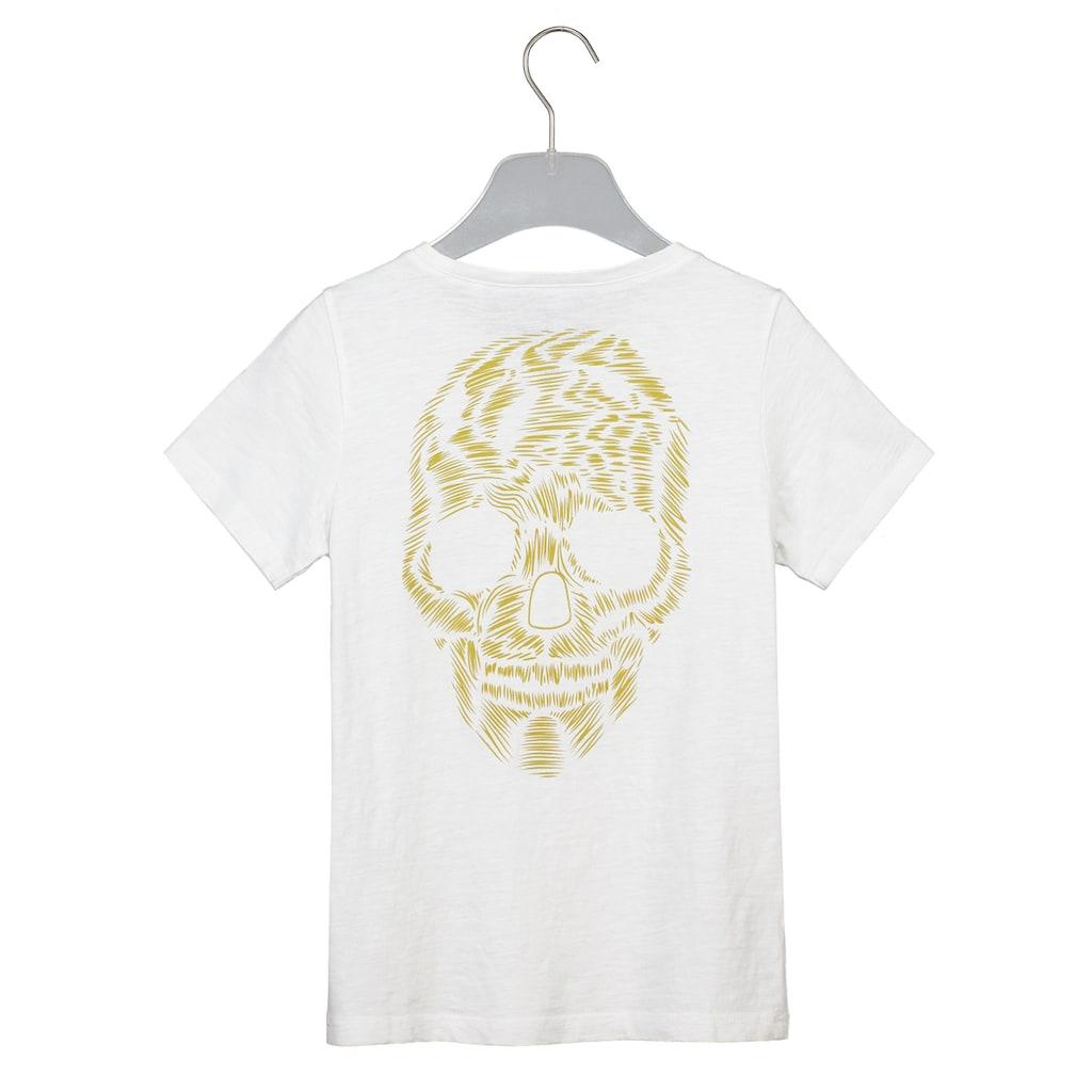 Key Largo T-Shirt, mit tollem Totenkopf-Print