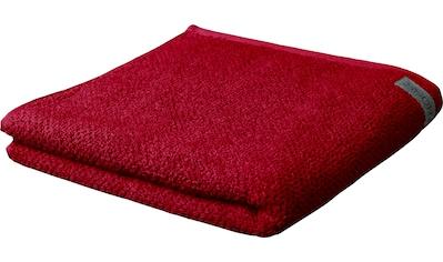 ROSS Handtuch »Selection«, (2 St.), mit Velourslabel kaufen