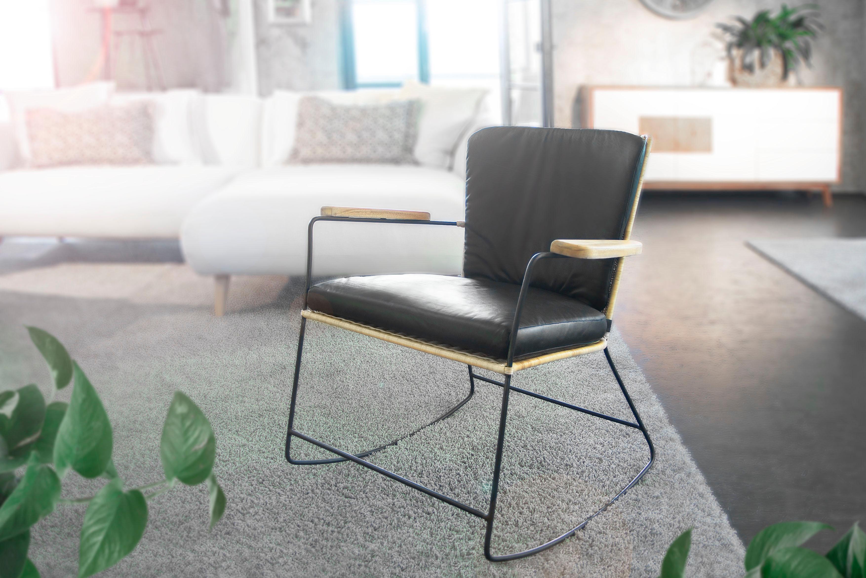 Gutmann Factory Sessel Malaka