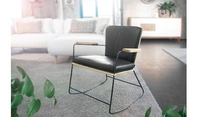 Gutmann Factory Sessel »Malaka«, mit abnehmbaren Kissen kaufen