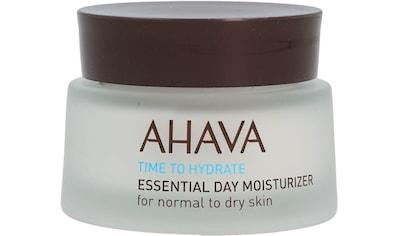 AHAVA Gesichtspflege »Time To Hydrate Essential Day Moisturizer Normal Dry« kaufen