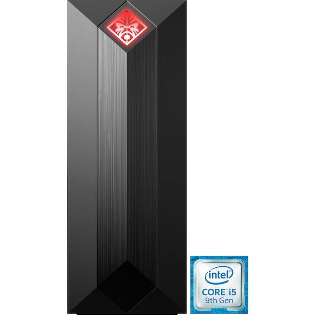 OMEN »875-0101ng« Gaming-PC (Intel®, Core i5, RTX 2060, Luftkühlung)