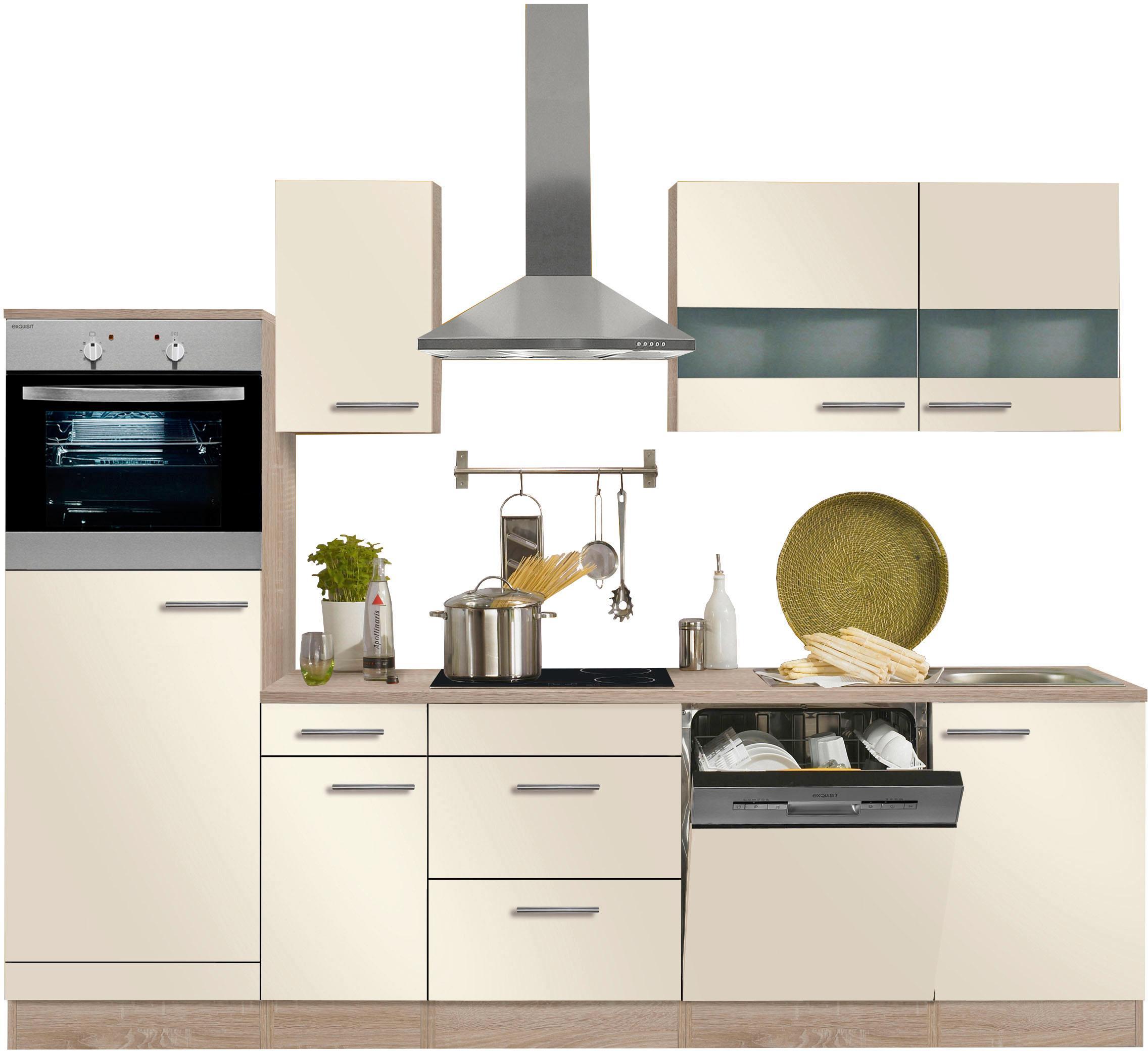 Optifit Küchenzeile Ohne E Geräte Kalmar Breite 270 Cm Bestellen