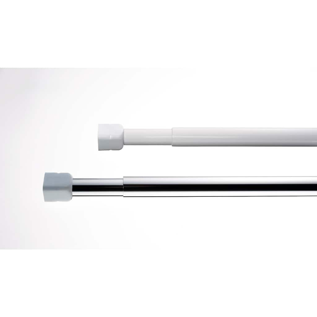 Ridder Federstange »Eco«, ausziehbar, für Duschvorhänge, Durchmesser 19 mm, Länge 110-185 cm