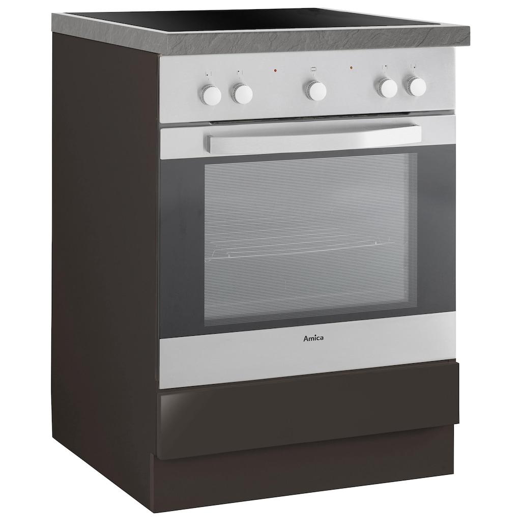wiho Küchen Herdumbauschrank »Brüssel«