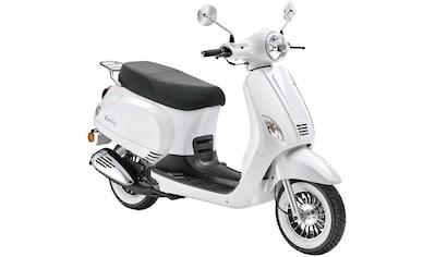 Luxxon Motorroller »Emily«, 50 cm³, 45 km/h, Euro 5, 3 PS kaufen