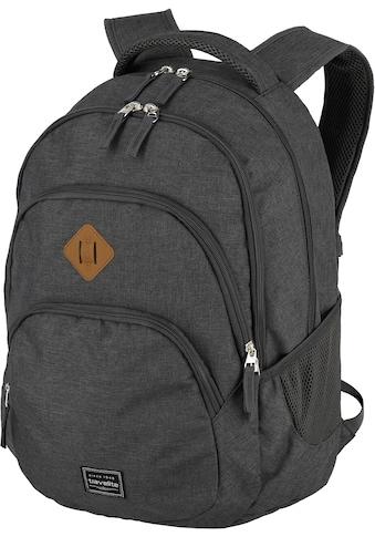 travelite Cityrucksack »Basics, anthrazit« kaufen