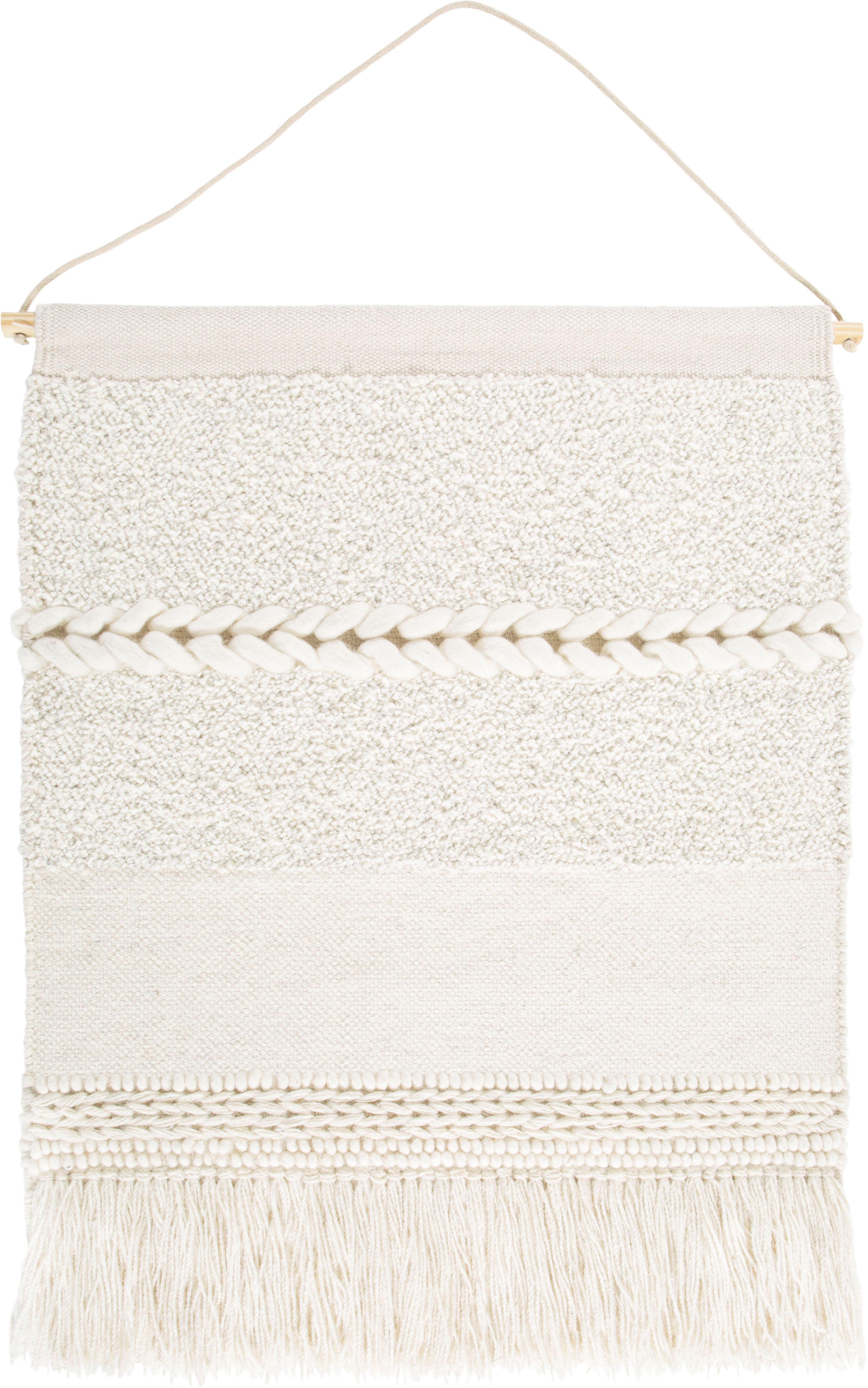 Wandteppich Skagen 2 LUXOR living rechteckig Höhe 10 mm handgewebt   Heimtextilien > Teppiche > Wandteppich   Wolle   Luxor Living