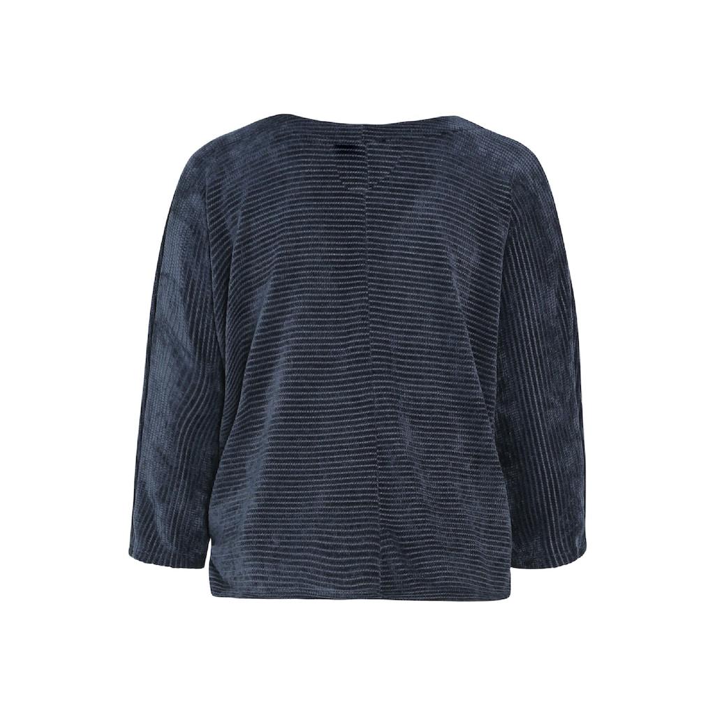Paprika Tunika »Longshirt bunt bedruckt«, aus warmen Material