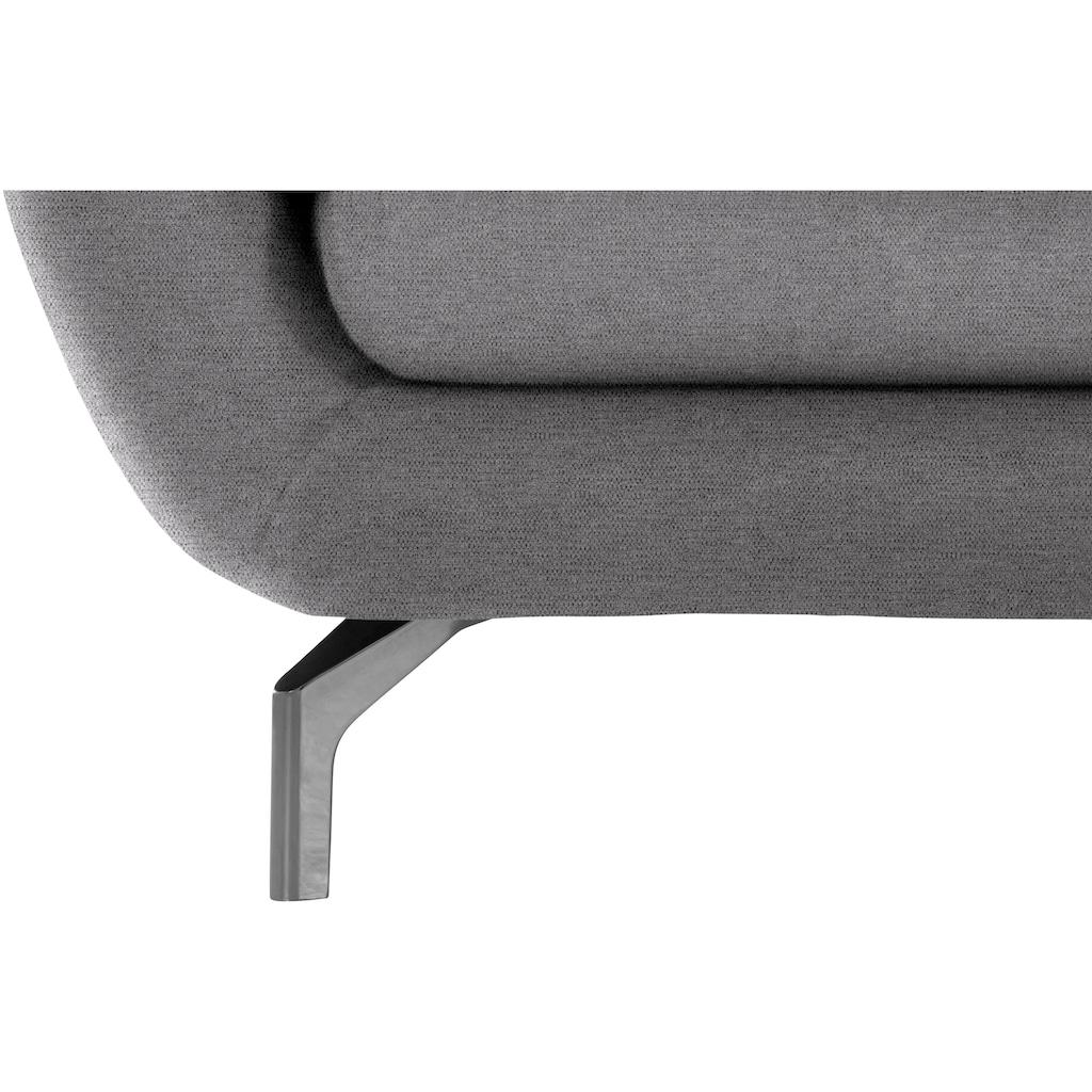 Mr. Couch Big-Sofa »Brooke«, 5 Jahre Hersteller-Garantie auf Kaltschaumpolsterung, Nachhaltigkeit, Exklusivkollektion