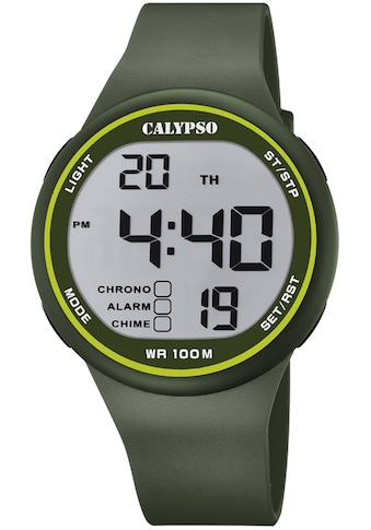 CALYPSO WATCHES Chronograph »Color Splash, K5795/5« kaufen