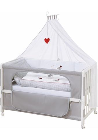 roba® Babybett, »Room bed  -  Dekor Adam und Eule« kaufen