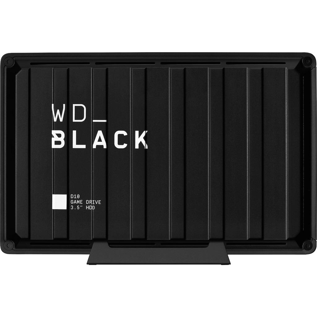WD_Black externe Gaming-Festplatte »D10 Game Drive«