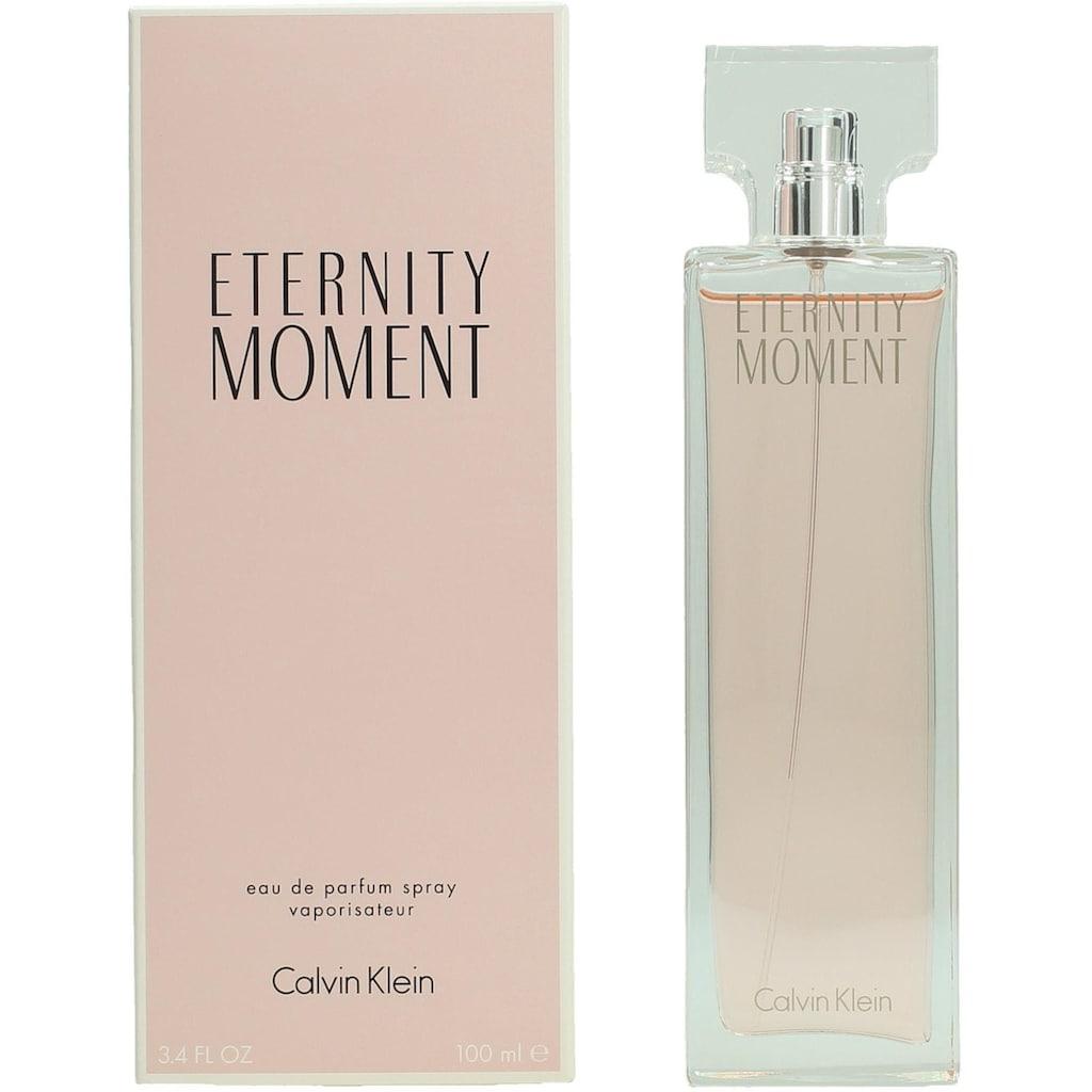 Calvin Klein Eau de Parfum »Eternity Moment«