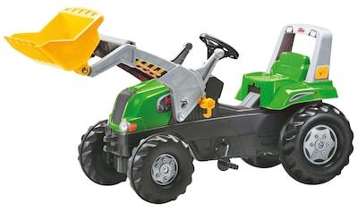 ROLLY TOYS Tretfahrzeug »Junior RT«, Kindertraktor mit Lader kaufen