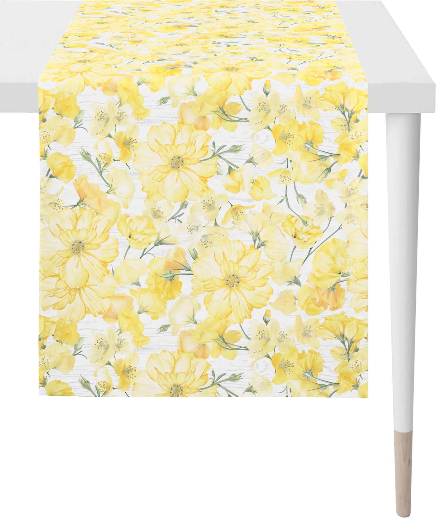 Tischläufer 1617 Springtime APELT (1-tlg) Preisvergleich