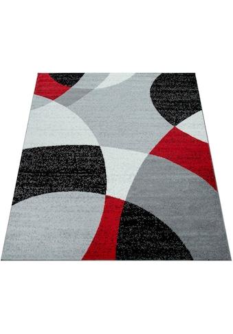 Paco Home Teppich »Fiesta 114«, rechteckig, 12 mm Höhe, Kurzflor, Designer Teppich,... kaufen