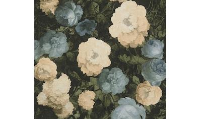 A.S. Création Vliestapete »History of Art«, botanisch-floral, mit Rosen kaufen