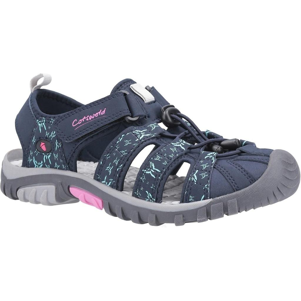 Cotswold Sandale »Damen Sandhurst Klettverschluss«