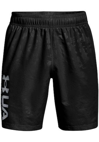 Under Armour® Shorts »UA Woven Emboss Shorts« kaufen