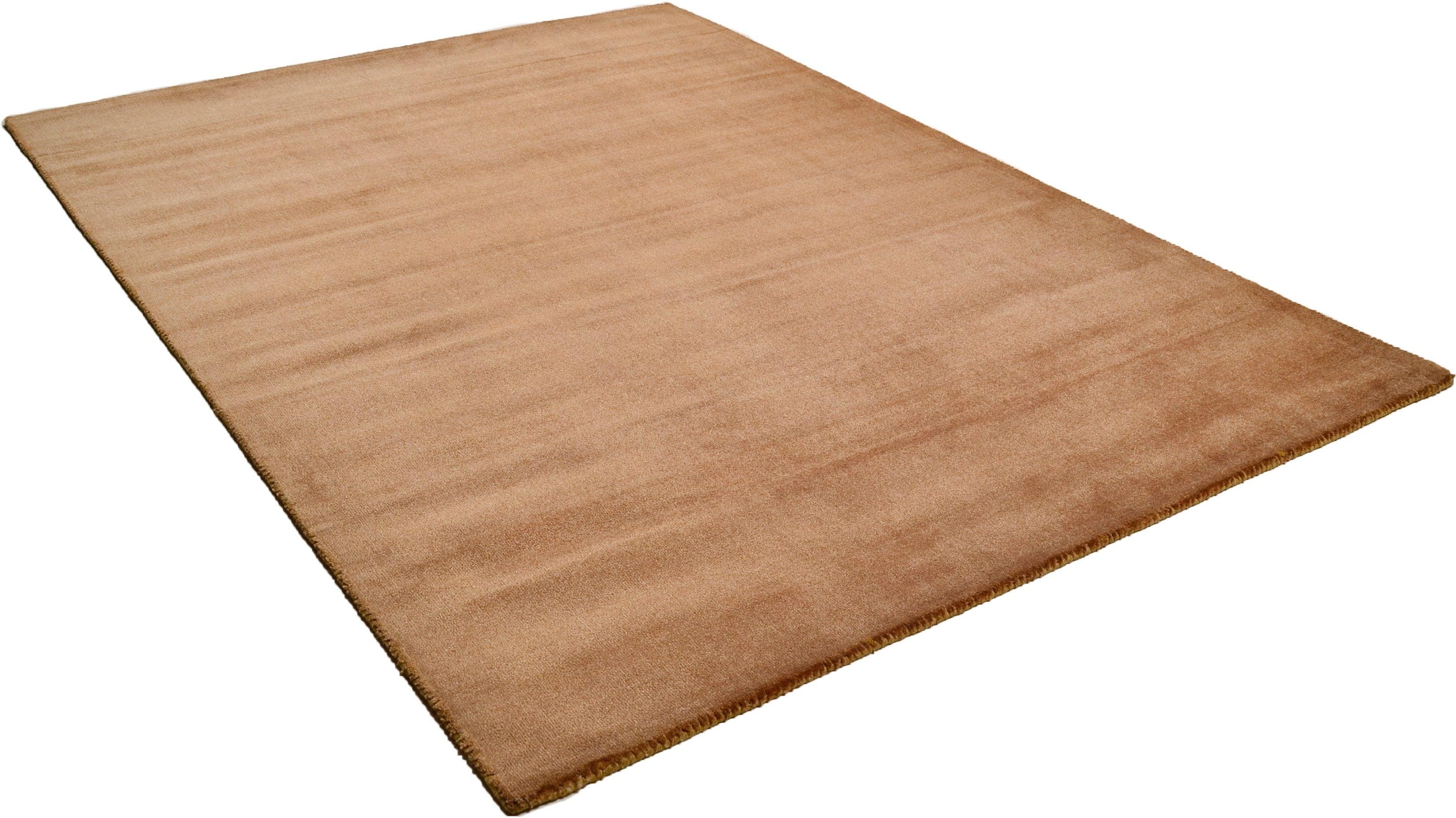 Teppich Melbourne 1000 THEKO rechteckig Höhe 12 mm maschinell getuftet
