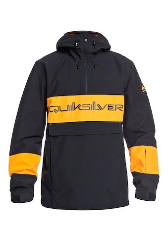 Quiksilver Snowboardjacke »Steeze« kaufen