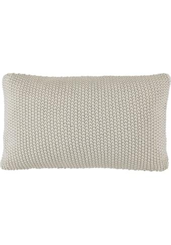 Marc O'Polo Home Dekokissen »Nordic Knit«, aus reinem Baumwollstrick kaufen