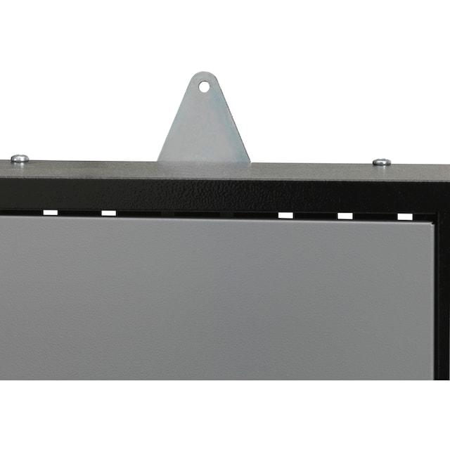 PROFIWERK Hängeschrank »Norden«, (B/H/T): ca. 160x60x20 cm, inkl. Lochwand