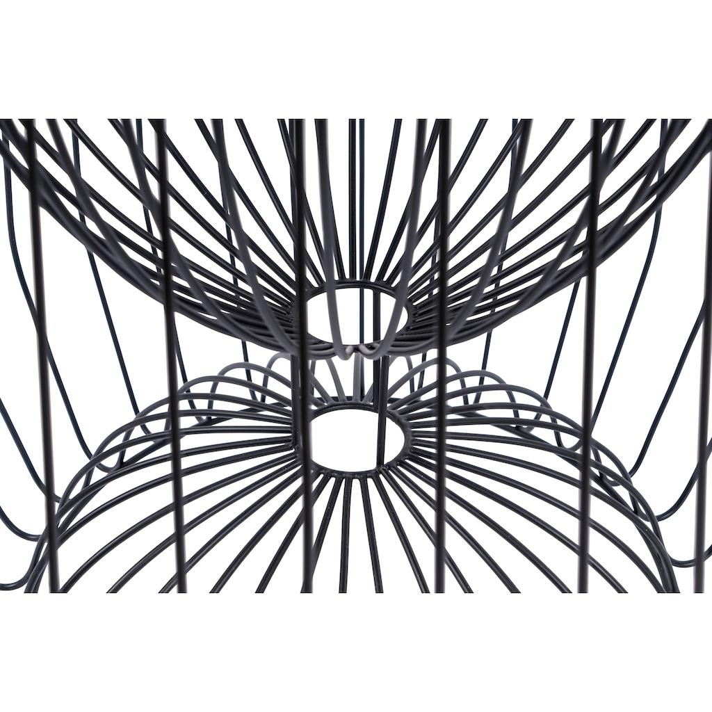 Kayoom Beistelltisch »Beistelltisch Malibu 225«, edle Marmorplatte