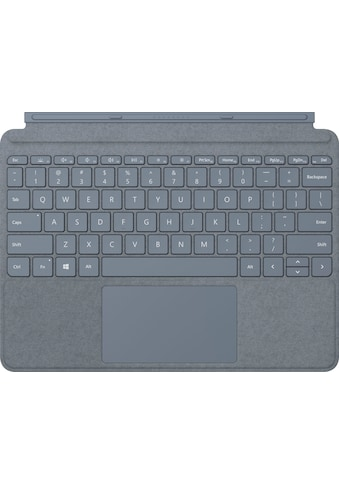 Microsoft Tastatur »Surface Go Signature Type Cover«, (Touchpad-Funktionstasten) kaufen