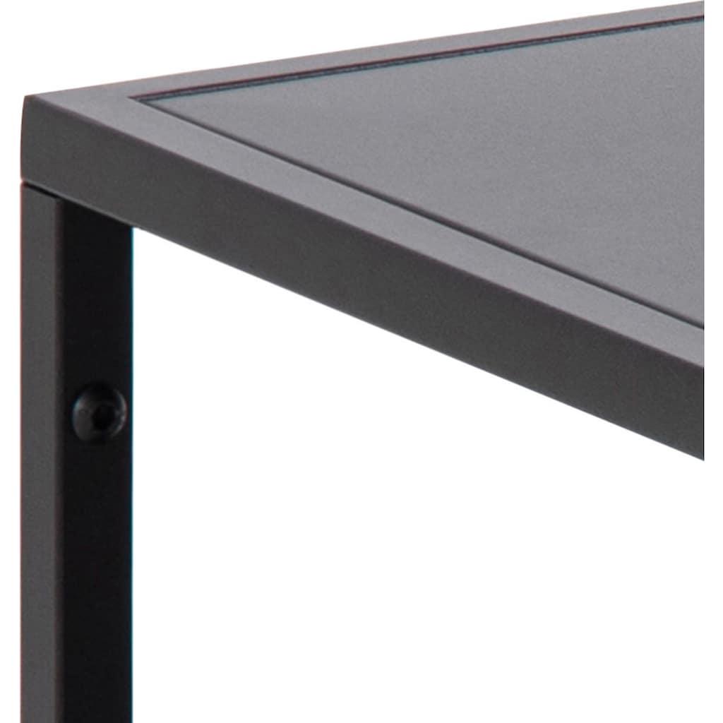 andas Couchtisch »Vilho«, minimalistisches Design aus pflegeleichtem Metall in unterschiedlichen Größen und Farben