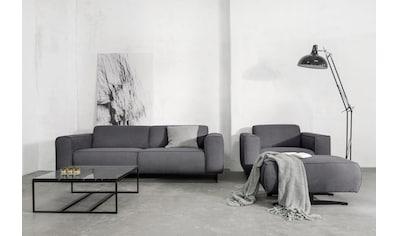 Places of Style Sessel »Murcia«, mit Federkern, Keder und besonderen Metallfüßen kaufen