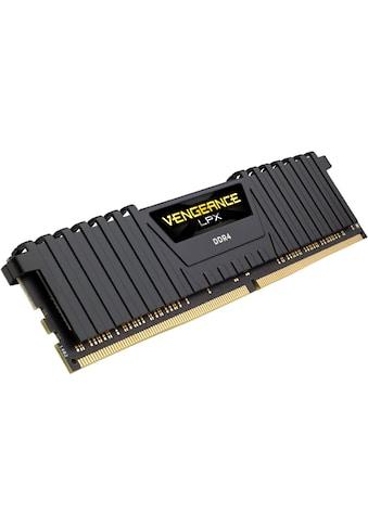 Corsair »Vengeance LPX DDR4 2133MHz 16GB (2x 8GB)« PC - Arbeitsspeicher kaufen