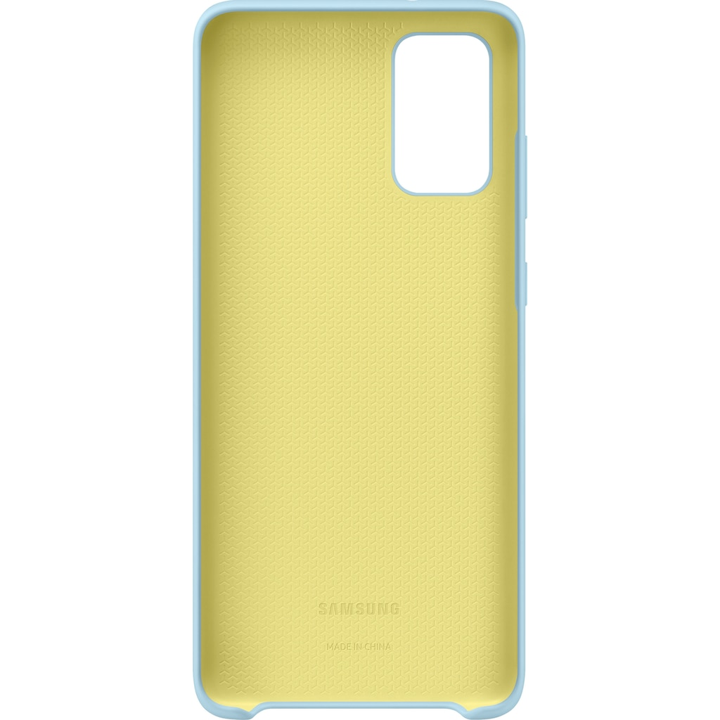 Samsung Smartphone-Hülle »Silicone Cover EF-PG985«, Galaxy S20+