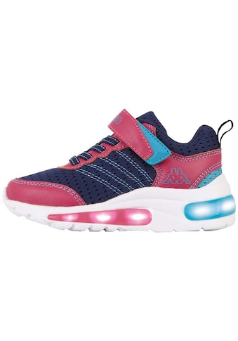Kappa Sneaker »TULANI K«, mit tollen Lichteffekten in der Sohle<br /> kaufen
