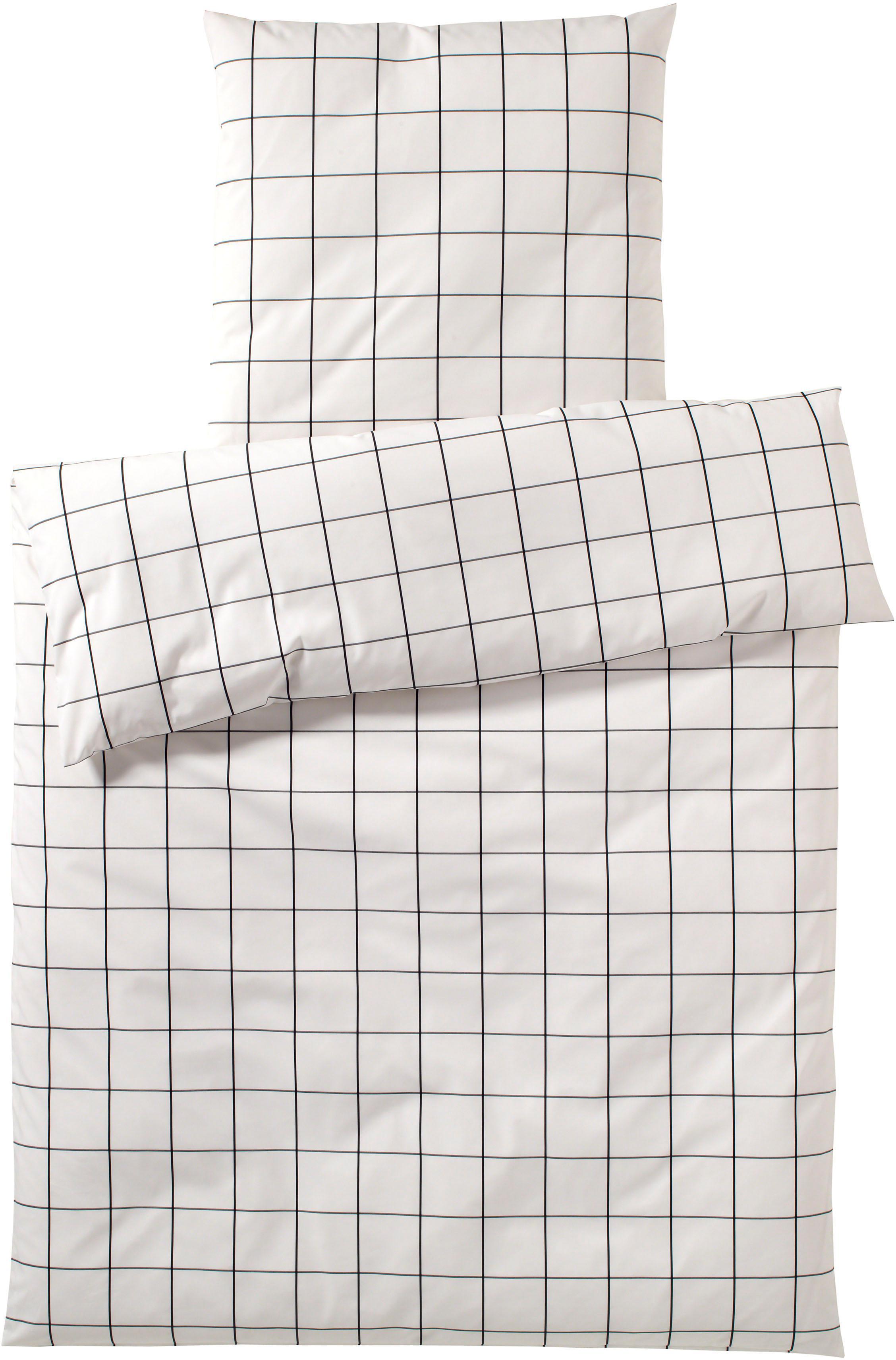 Bettwäsche Simple Check Elegante