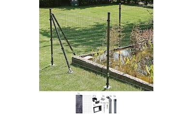 GAH Alberts Schweissgitter »Fix-Clip Pro®«, 100 cm hoch, 10 m, anthrazit beschichtet,... kaufen