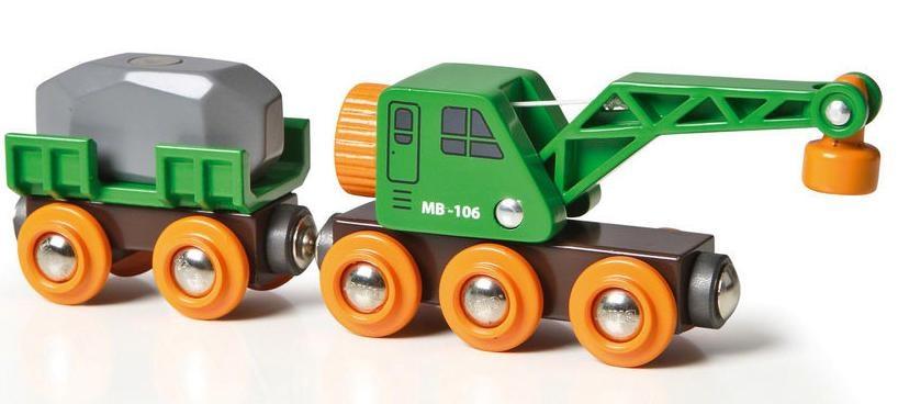 Brio® Spielzeugeisenbahn, »BRIO® WORLD Grüner K...