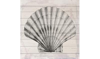 queence Holzbild »Ingo«, Meer, (1 St.) kaufen