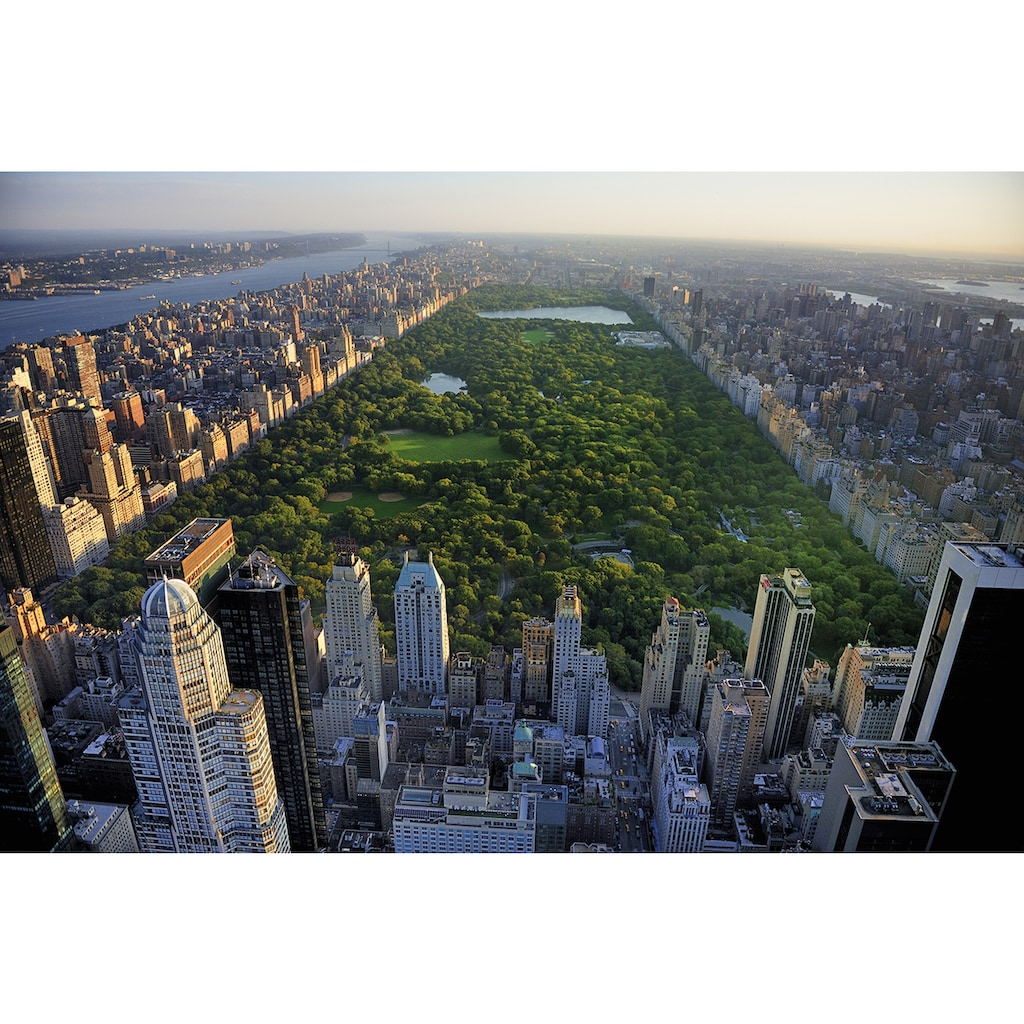 Papermoon Fototapete »Central Park View«